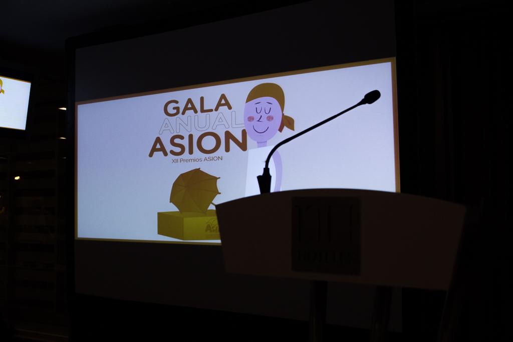 Gala anual asion-83
