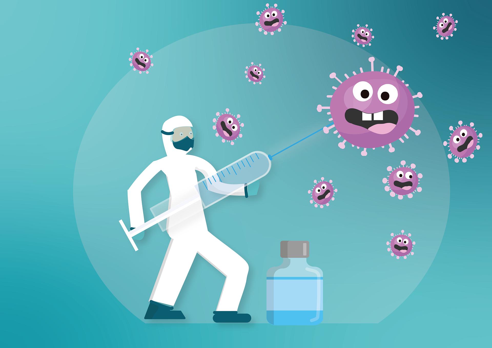 Vacunas y protección contra la pandemia de la COVID 19 - ASION - Asociación  Infantil Oncológica de Madrid